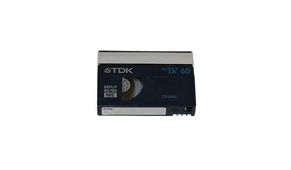 MiniDV Tape picture