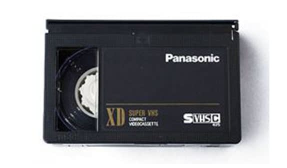 VHS-C Tape picture