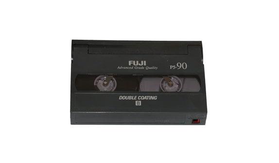 Hi8, Digital8, Video8 Tape