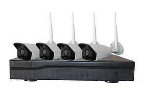 DIY CCTV wireless camera kit